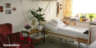 Doppelzimmer im Pflege- und Seniorenheim Kranz- Rettenbacher